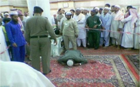 Man Dies Doing Sajda In Madina